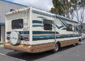 rv striping and graphics, motorhome striping and graphics, trailer striping and graphics, rv roofing, rv roof coating, rv roof warranty, rv detailing, motorhome detailing, rv restoration, motorhome restoration