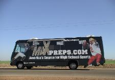 RV, Bus, and vehicle wraps